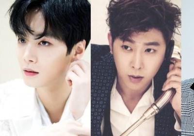 NUEST,JR,nuest-w,TVXQ,Yunho,bts,rap-monster