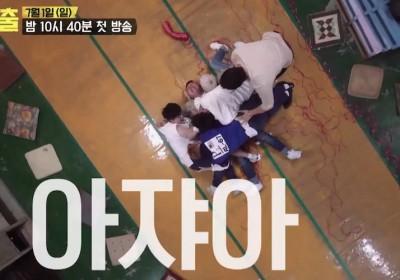 Block-B,PO-,Super-Junior,Shindong,Kang-Ho-Dong,kim-jong-min,yoo-byung-jae
