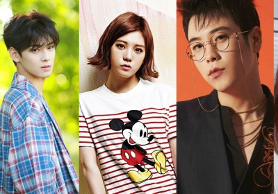 Lizzy,Block-B,PO-,astro,cha-eun-woo,weki-meki,kim-do-yeon