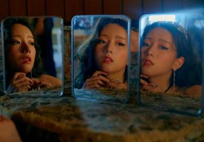 A-Pink,Chorong,Bomi