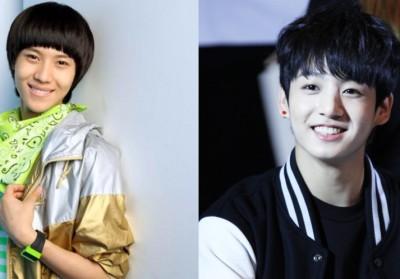 Ren,Taemin,jungkook,samuel-kim