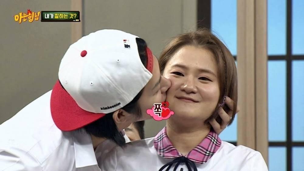 Heechul, Kim Shin Young