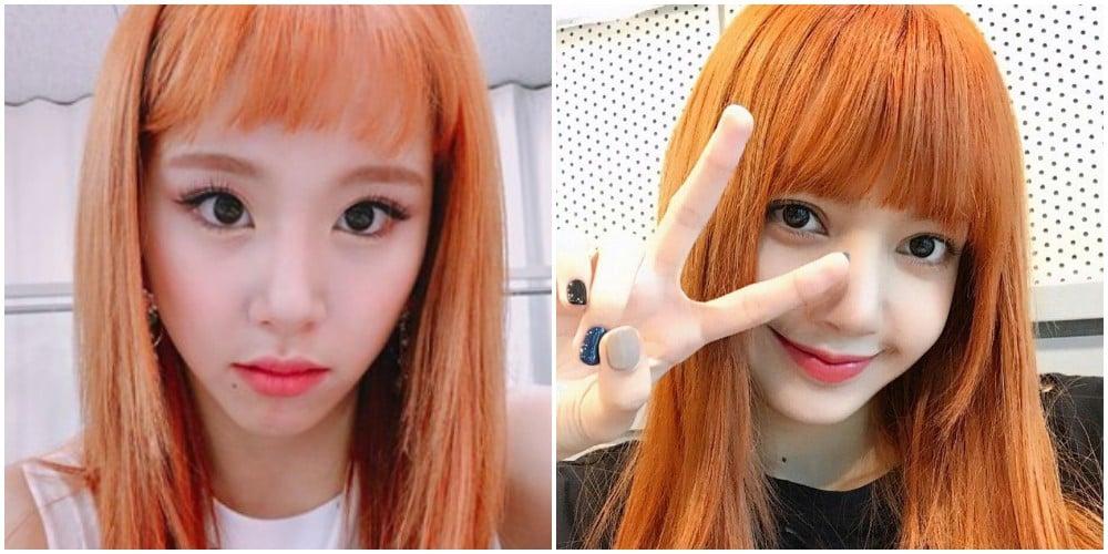 chaeyoung,lisa