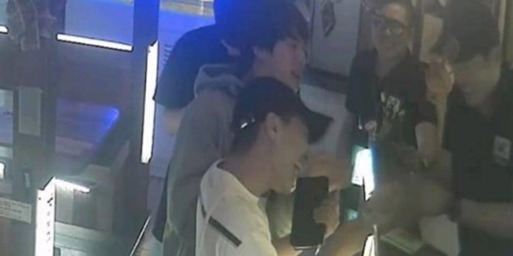 Youngjae, Eunkwang, Ken, Jin, Jin, Jin, Kwon Hyun Bin