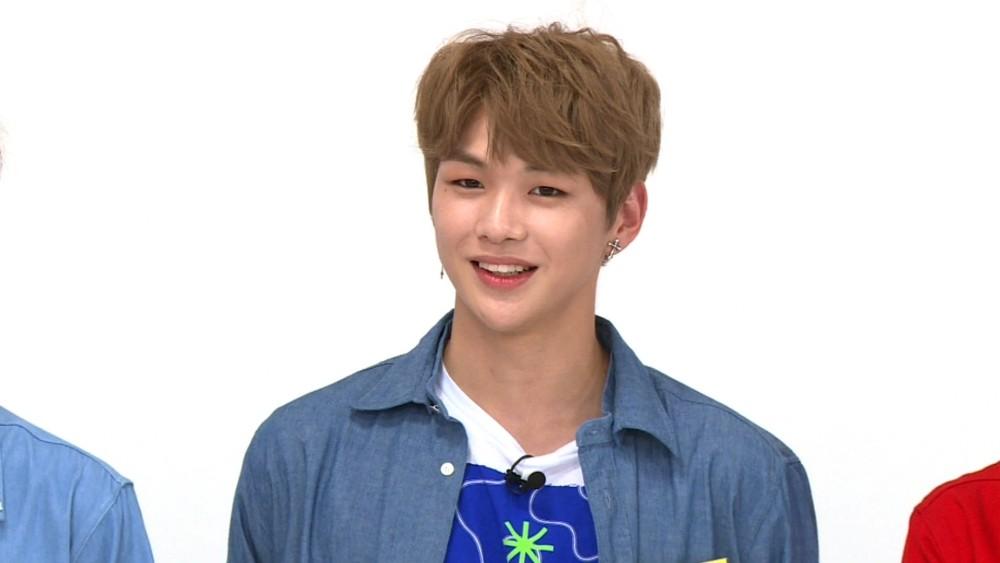 Wanna One, Kang Daniel