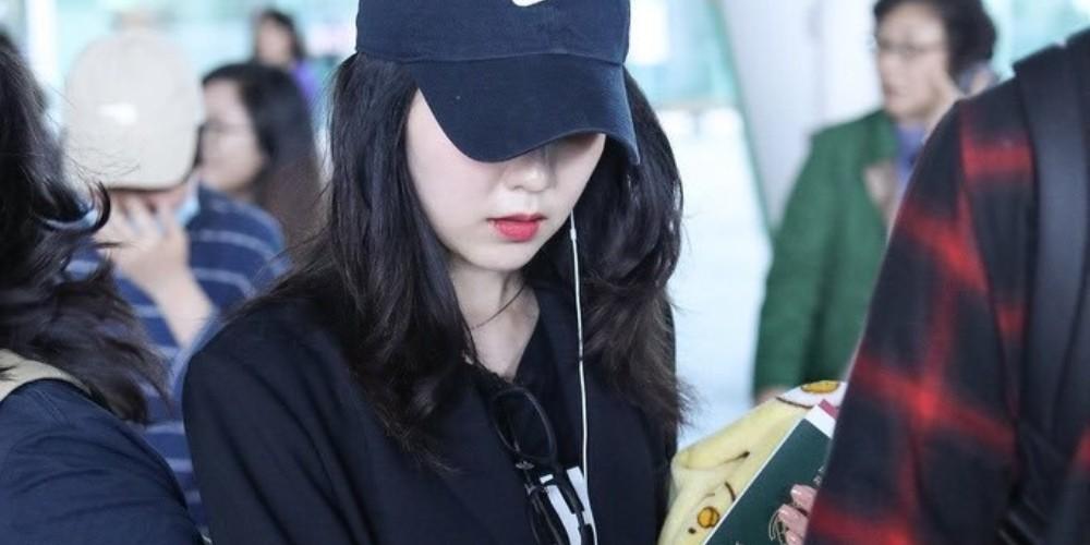 Red Velvet Wendy's fansite owner apologizes for shoving Irene | allkpop