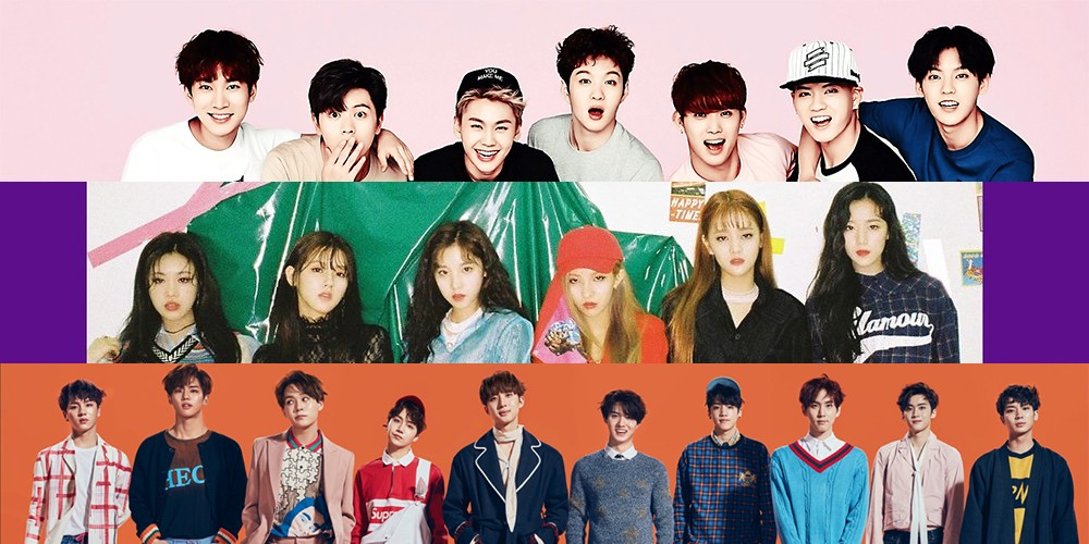 Netizens are impressed by Cube Entertainment idols' abilities to ...