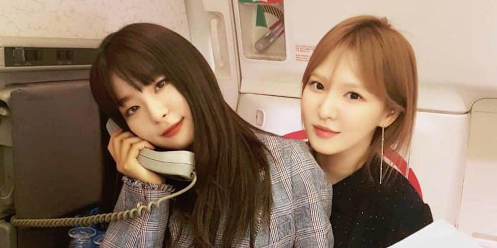 Red Velvet, Wendy, Seulgi
