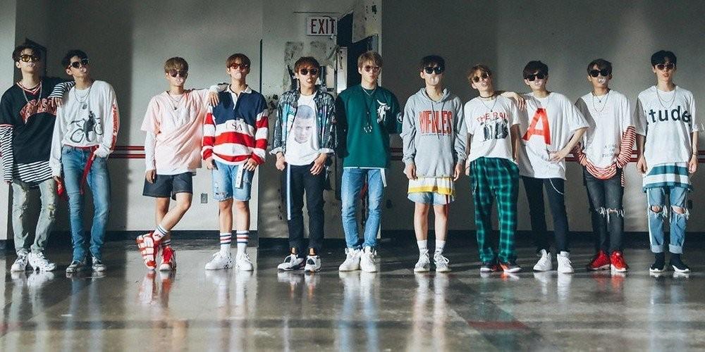 AOA, SHINee, Yubin, N.Flying, Ace, Ace, Black Pink, PRISTIN, Wanna One, ONF, Ace, The East Light, Uni.T, Busters, Woo Jin Young, Kim Hyun Soo