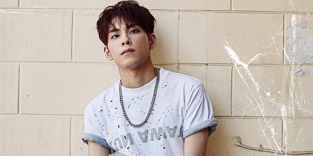 DAY6's Wonpil says 'Shoot Me' in his teaser image for