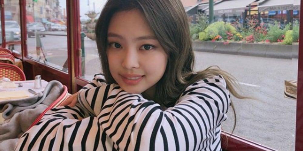 Black Pink S Jennie Becomes The Fastest K Pop Idol To Reach 2