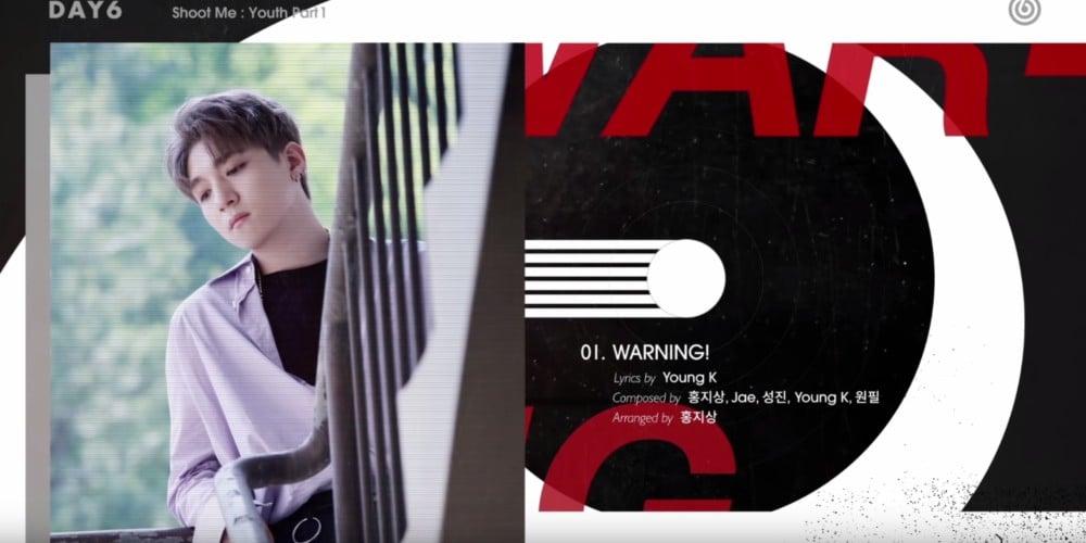 Listen to DAY6's album sampler for 'Shoot Me' | allkpop
