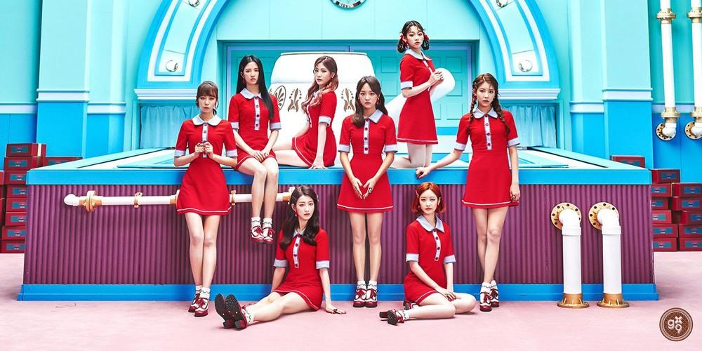 Mina, Kim Se Jung, Gugudan, Mina, Nayoung