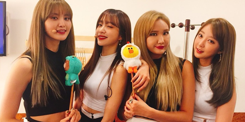 EXID tease their Japanese debut single 'Up & Down' + wrap ...