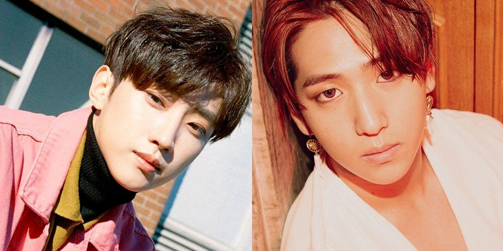 B1A4's Jinyoung & Baro reportedly leaving WM Entertainment ... B1a4 Sandeul And Baro