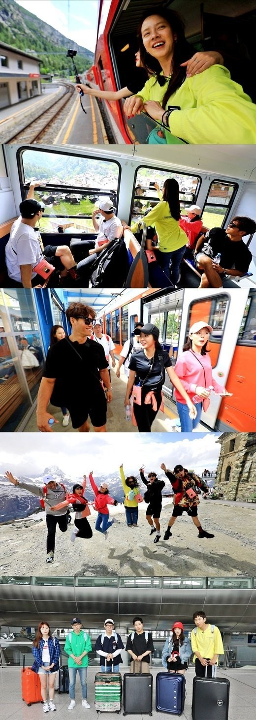 Kim Jong Kook and Hong Jin Young to continue love line in