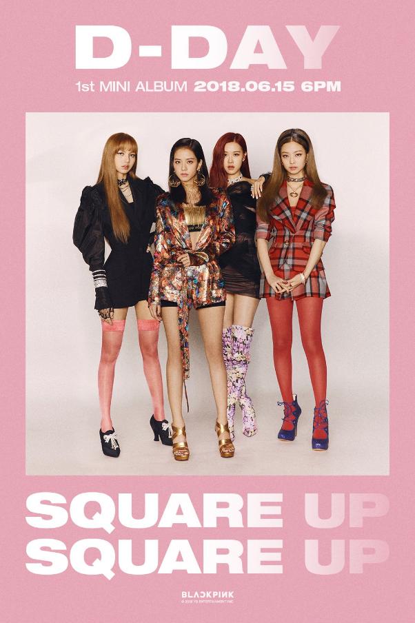 Black Pink : Ddu-du ddu-du MV + Square Up Album Download