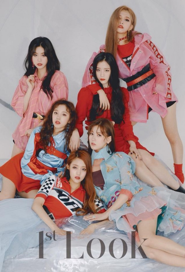 (G)I-DLE look trendy and fashionable for their first ever ...