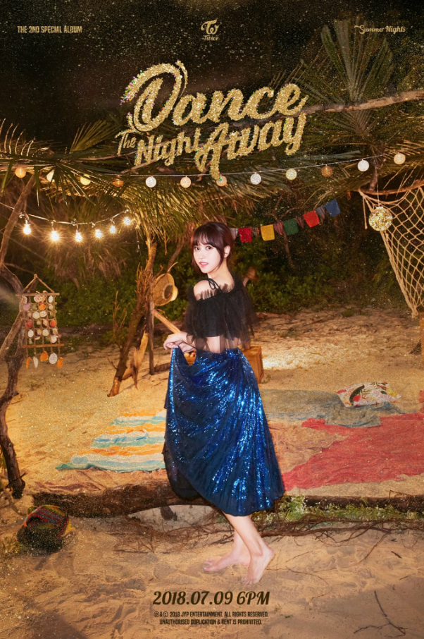 Twice Release Jihyo Sana And Mina S Teaser Images For Dance The
