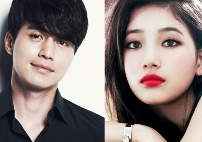 Suzy,lee-dong-wook