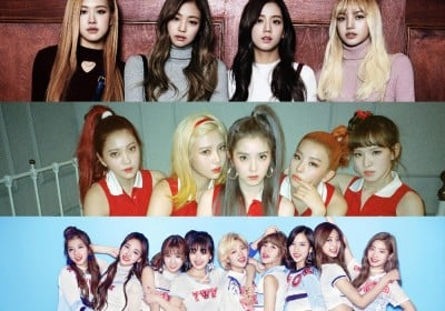 red-velvet,twice,black-pink