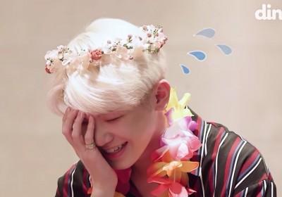Seventeen,junghan,woozi