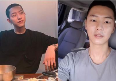Minhyuk,Jungshin,Minhyuk