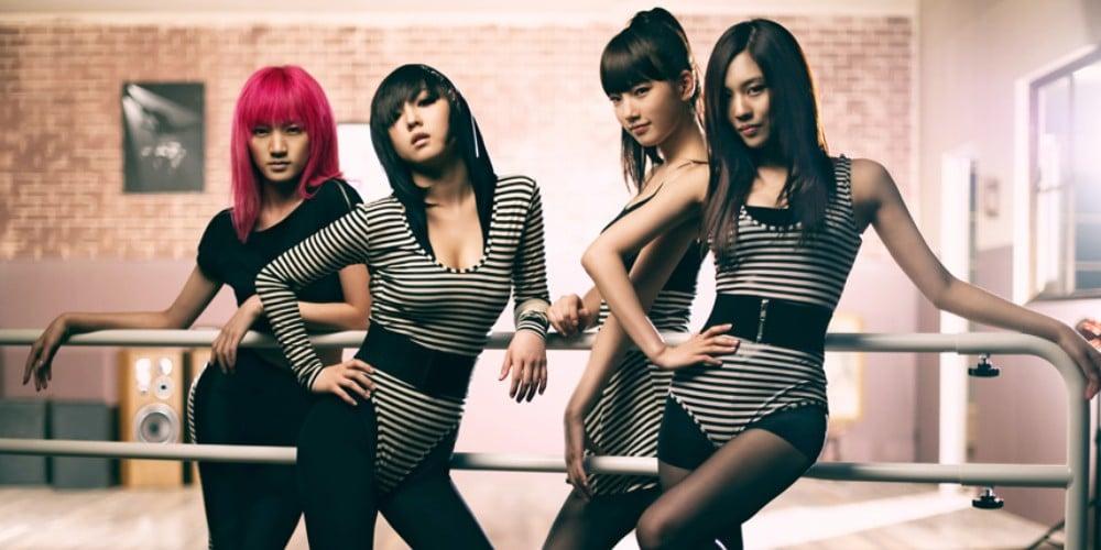 miss A, Fei, Jia