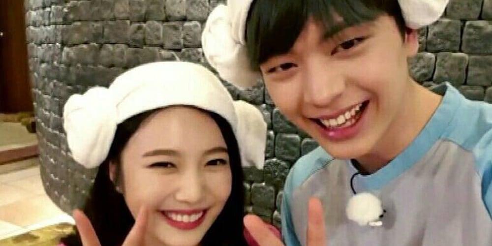 Sungjae, Joy