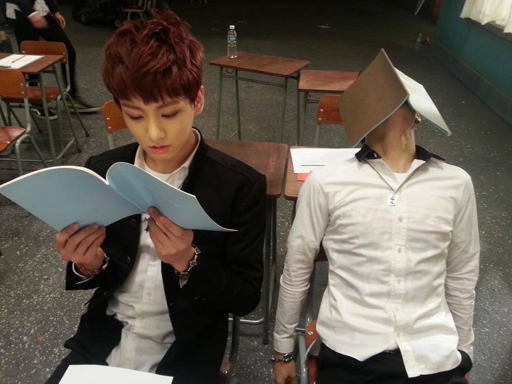 Jonghyun, Jonghyun, Seohyun, IU, Rap Monster, JB, Jinyoung