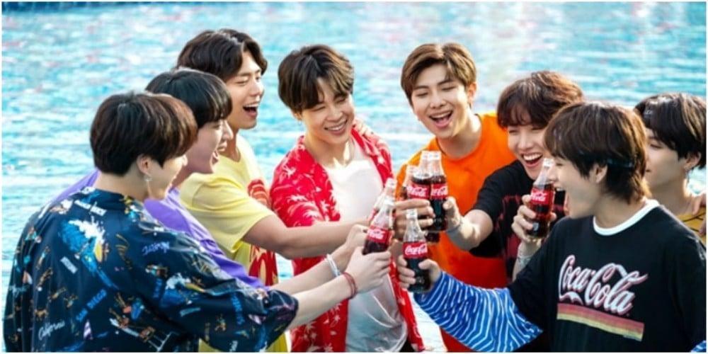 (Bangtan Boys) BTS, Park Bo Gum
