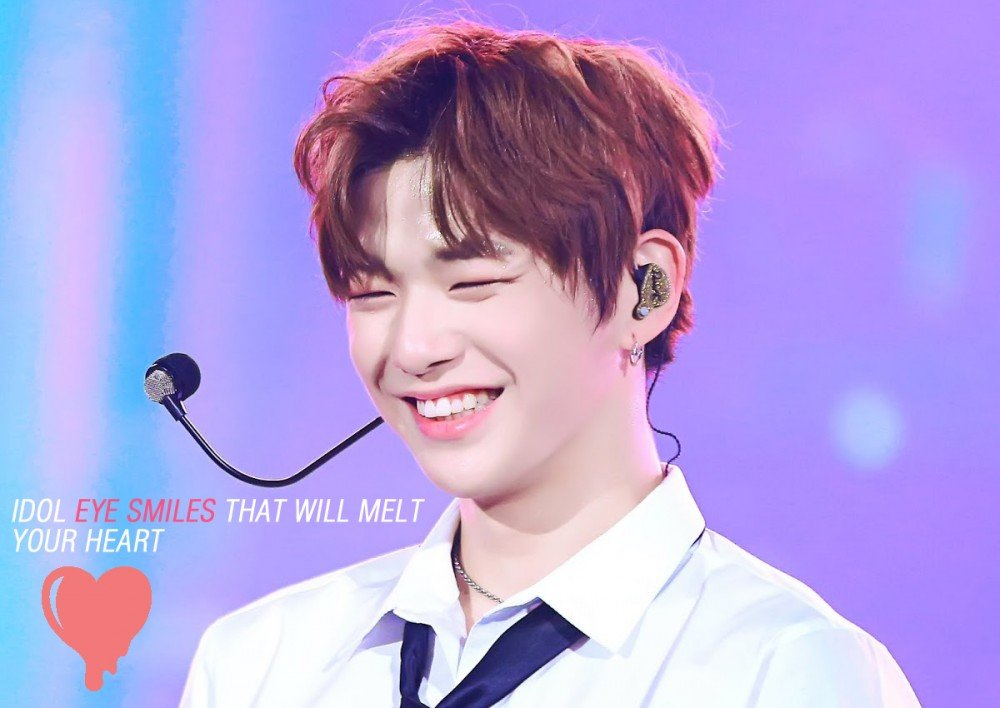 14 Idol eye smiles that will melt your heart