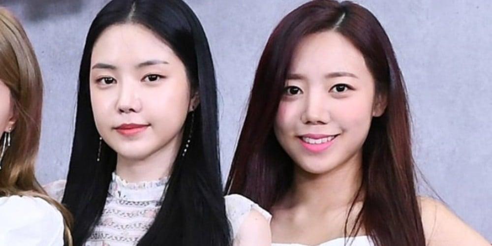 Na-Eun, Namjoo