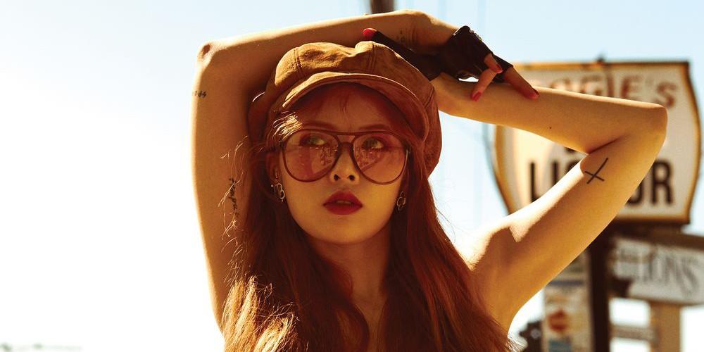 HyunA,triple-h