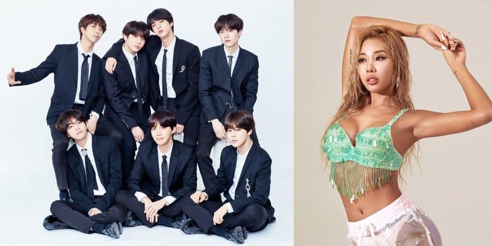 (Bangtan Boys) BTS, (Jessica H.o.) Jessi