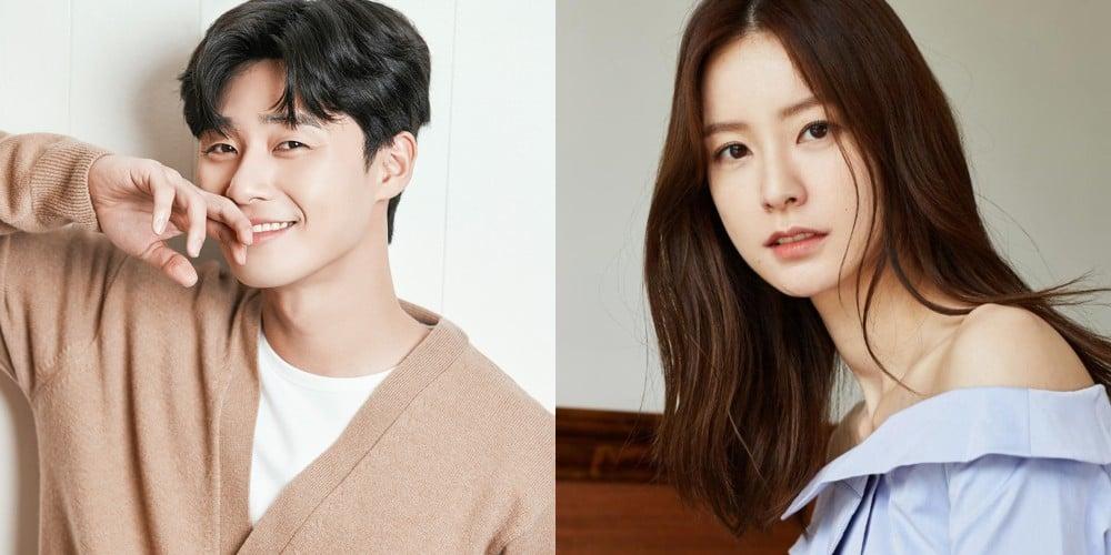 Jung Yoo Mi, Park Seo Joon
