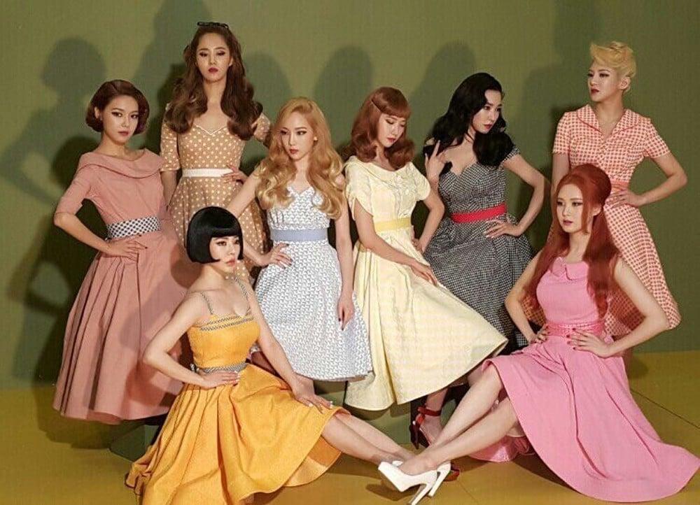 Lee Hyori, Brown Eyed Girls, Girl