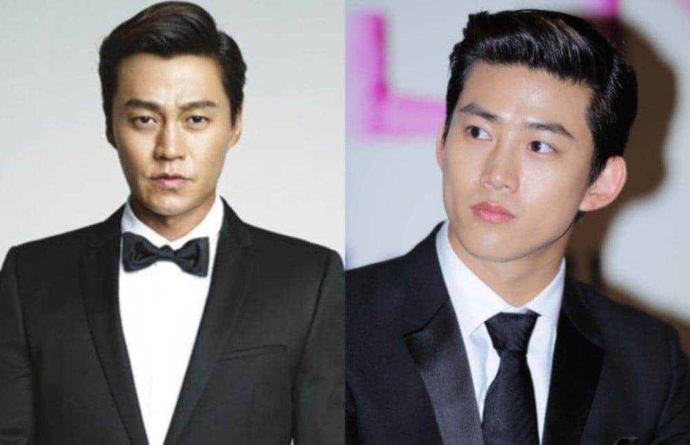 2PM, Taecyeon, Lee Seo Jin