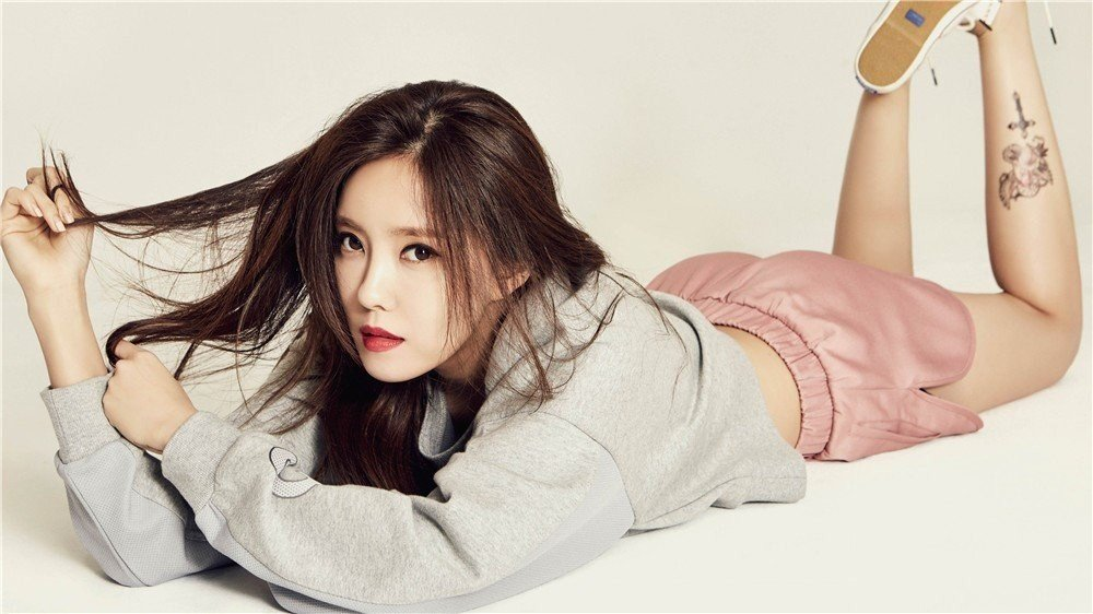 Image result for T-ara's Hyomin