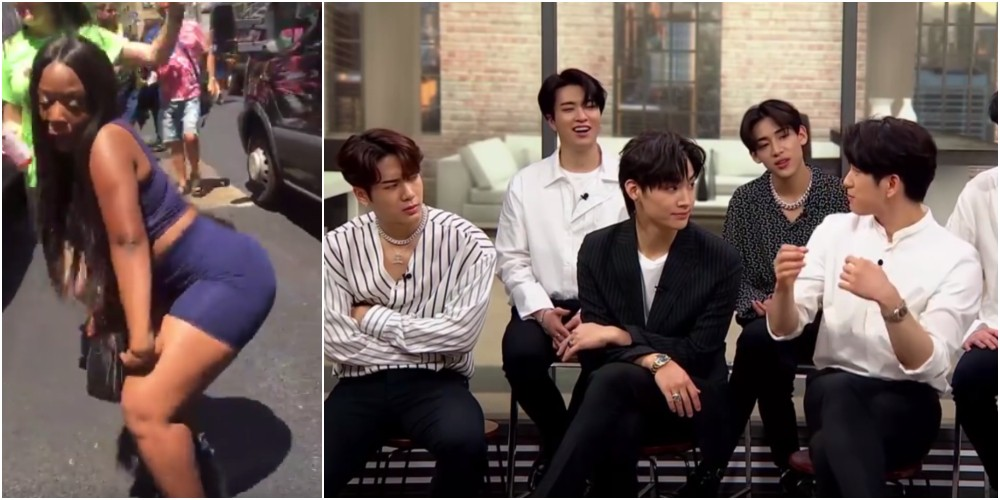 GOT7 talk about the memorable fan that twerked in front of