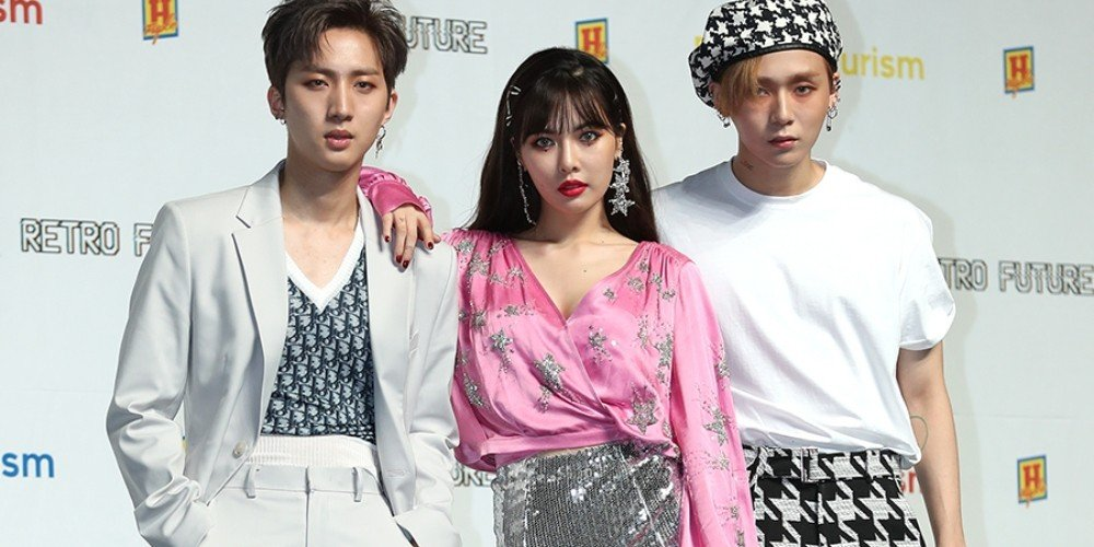 HyunA,hui,edawn,triple-h