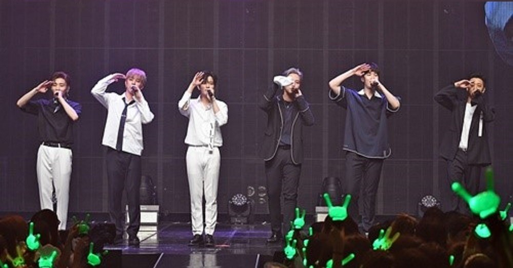 B.A.P shed tears during '2018 LIVE - LIMITED' in Seoul ...