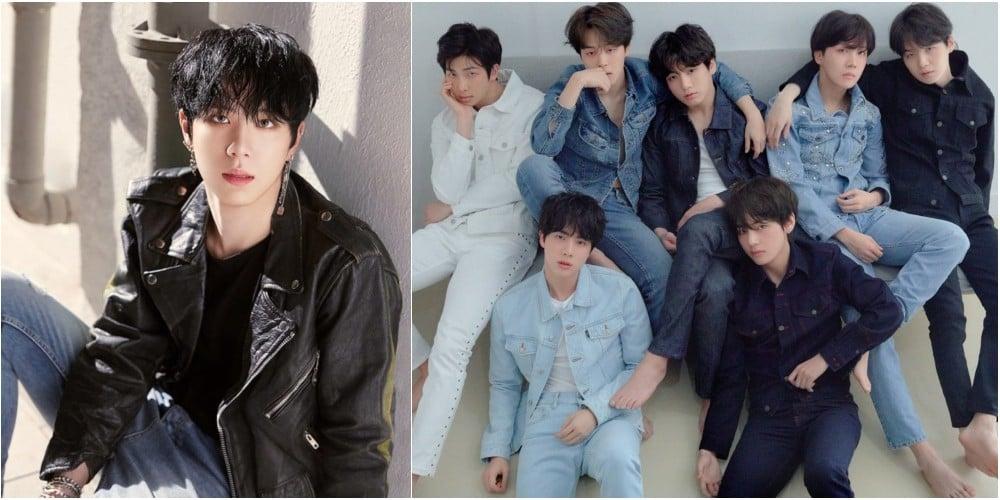 (Bangtan Boys) BTS, Kim Dong Han