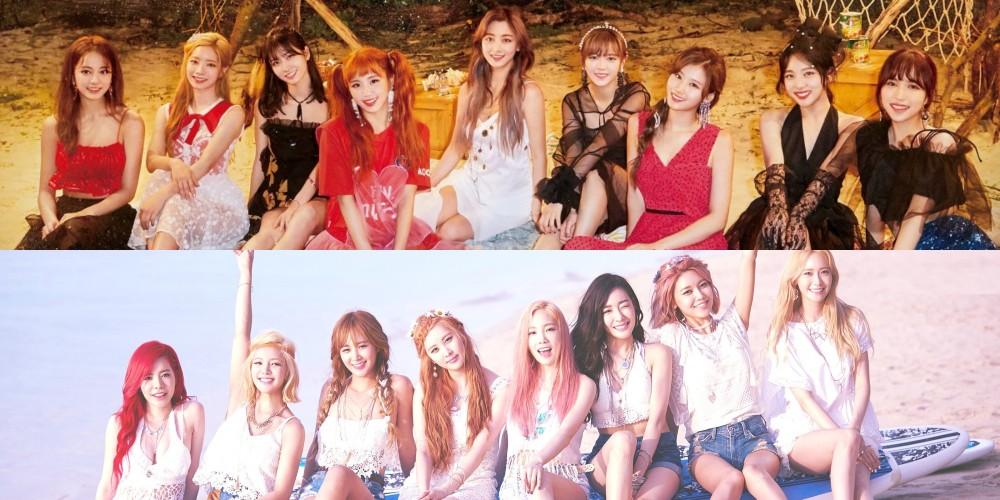 Imagini pentru twice vs girl generation