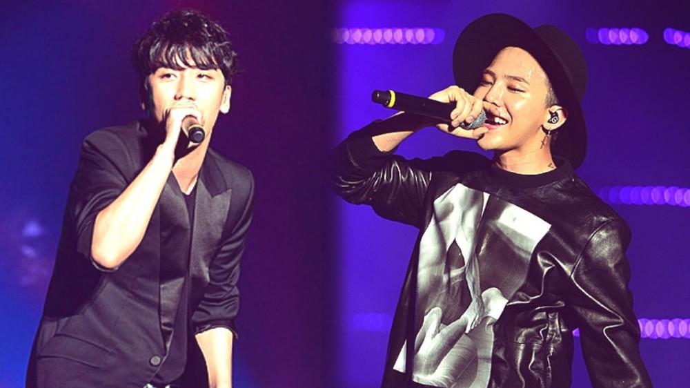 Big-Bang,G-Dragon,Seungri