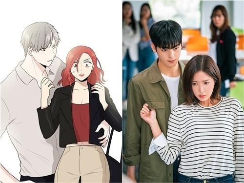 Webtoon Artist Of My Id Is Gangnam Beauty Says The Remake Dramas