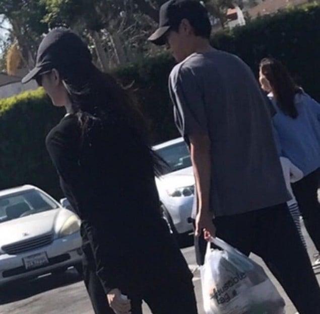 Kang dong won and joo dating