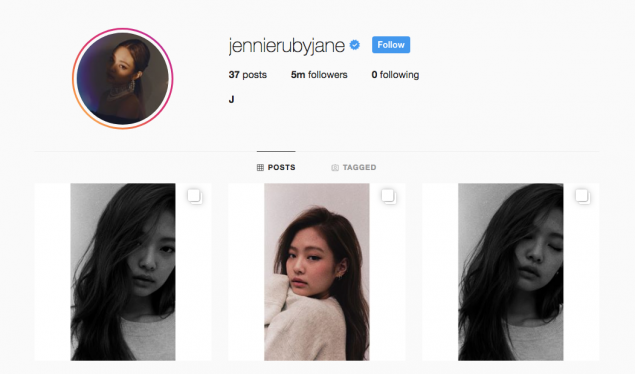 Black Pink S Lisa And Jennie Gain Over 5 Million Instagram Followers
