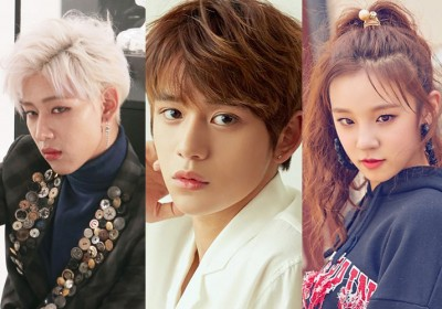 Park-Joon-Hyung,Son-Dam-Bi,lucas,got7,bambam,nct,gi-dle,yuqi