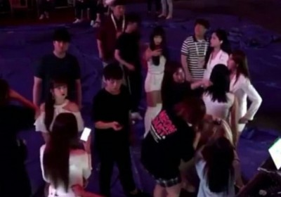 A-Pink,Bomi,Eunji,Hayoung,Eunji